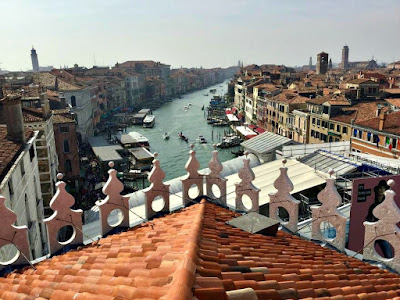 A World of Enchantment at T Fondaco dei Tedeschi in Venice