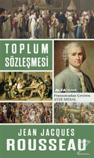 Toplum Sözleşmesi PDF İndir - Jean Jacques Rousseau