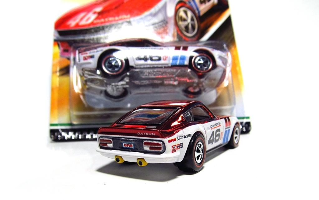 hot wheels rlc bre datsun 240z