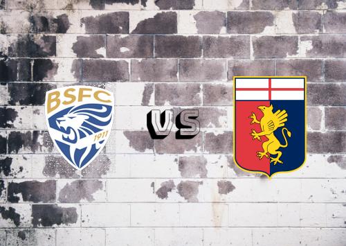 Brescia vs Genoa  Resumen