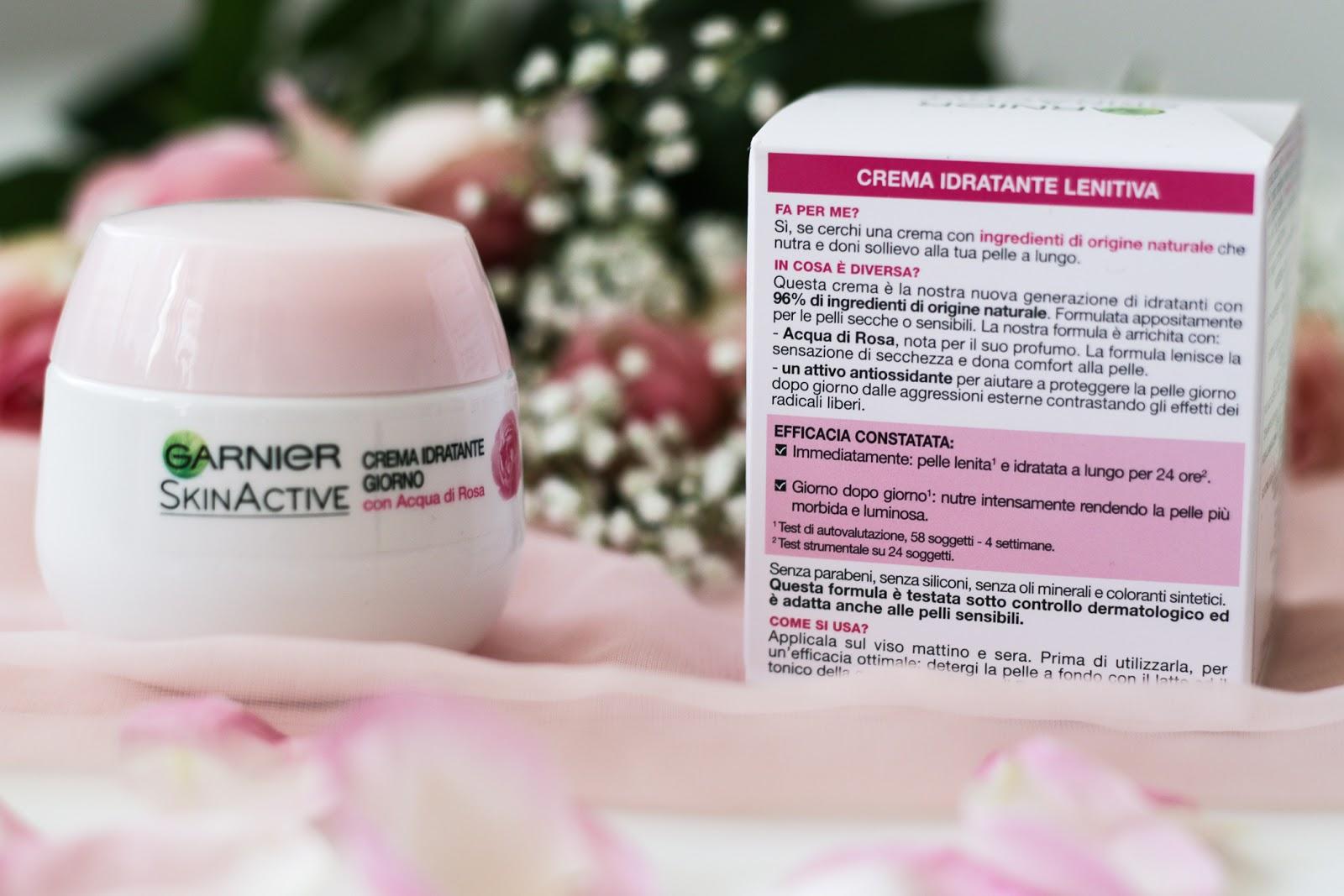 I prodotti giusti da scegliere per la PULIZIA e l'IDRATAZIONE del VISO! La nuova linea SKINACTIVE Garnier.