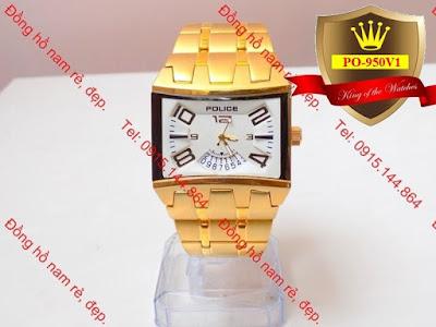 Đồng hồ nam Police PO 950V1