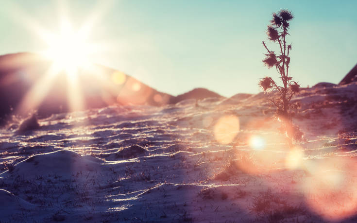 O Τάσος Αρνιακός εξηγεί τη ξηρασία του Νοεμβρίου