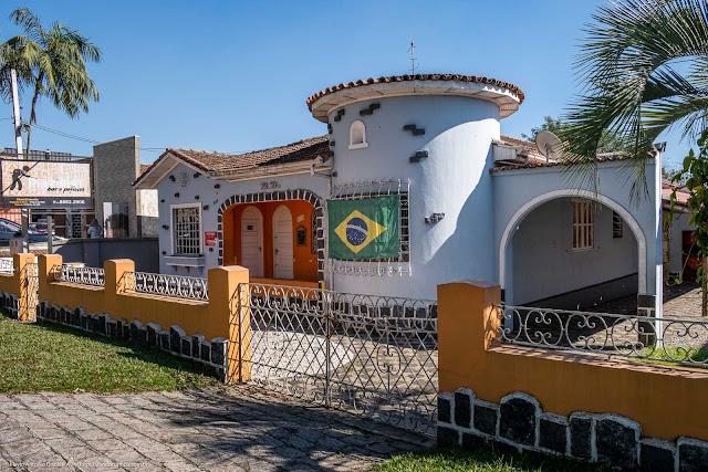 Casa na Rua Nicarágua