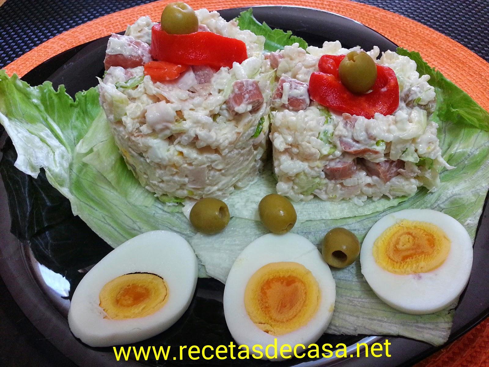 Ocho recetas fr as para verano la cocina de pedro y yolanda Como hacer comida facil y rapida en casa