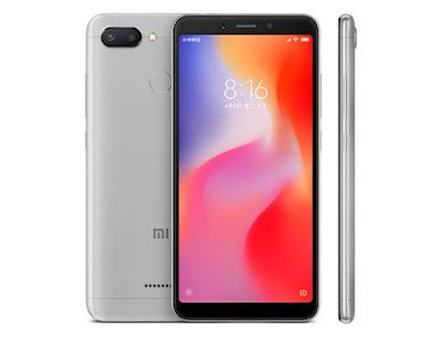 Spesifikasi dan Harga Xiaomi Redmi 6 3/32GB di Indonesia