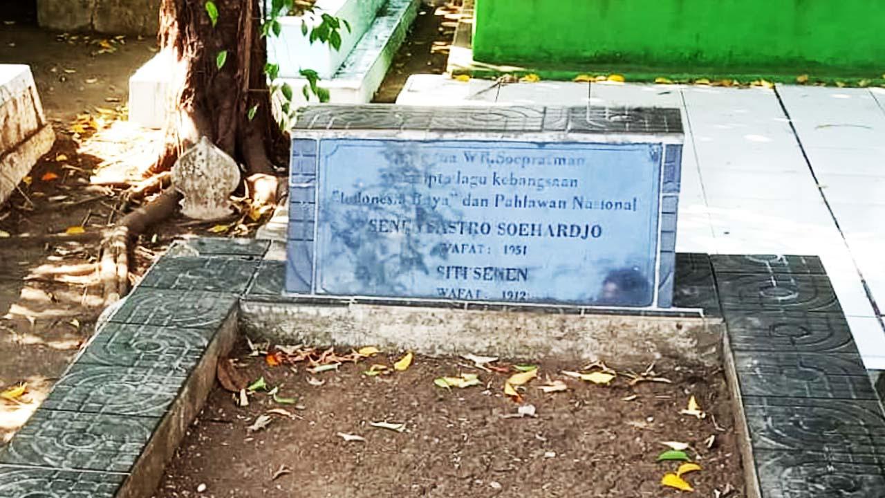 Terkuak Ternyata Makam Kedua Orang Tua WR Soepratman Berada di Pemalang