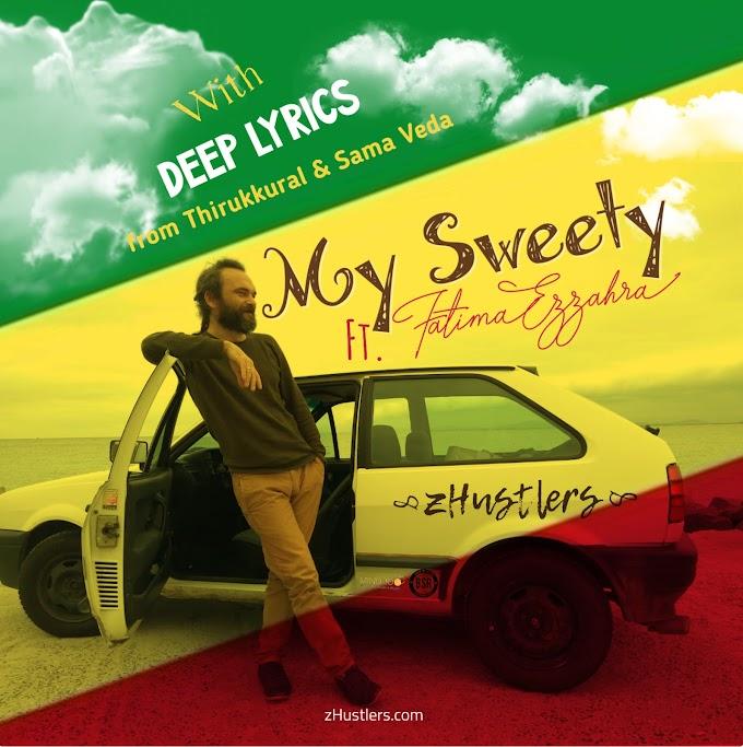 """My Sweety"" - zHustler's new album with sweet voice of Fatima Ezzahra"