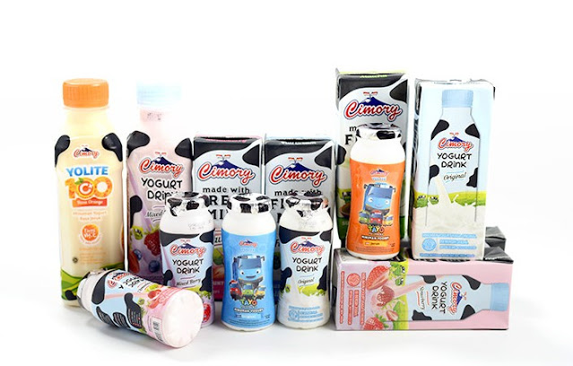 Produk Cimory Yoghurt