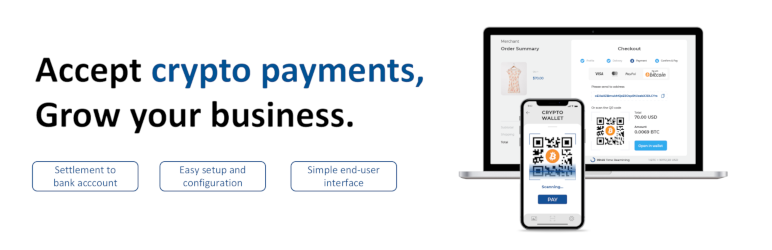 TripleA Bitcoin payment option
