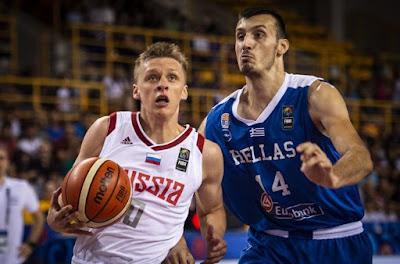 FIBA U19 World Cup - Nikita Mikhailovskii - triple-double