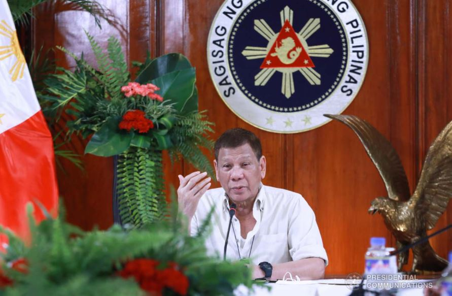 Duterte extends state of calamity until September 2021