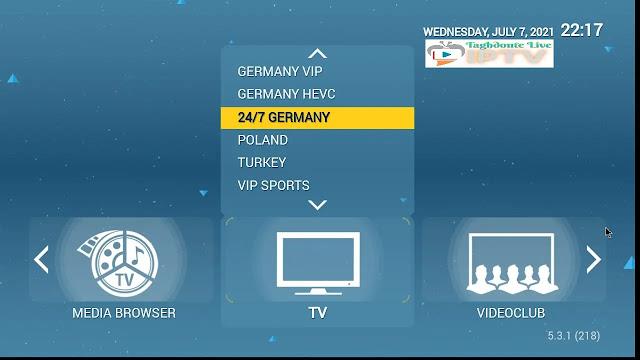 IPTV STB Smart portal codes iptv