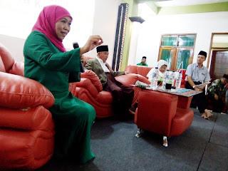 Kyai Kampung Cabut Dukungan Pilgub, Ini Tanggapan Khofifah Indar Parawansa