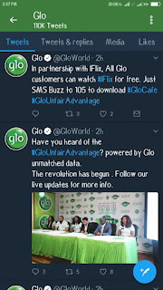 Glo Introduces New Improved Data Plan