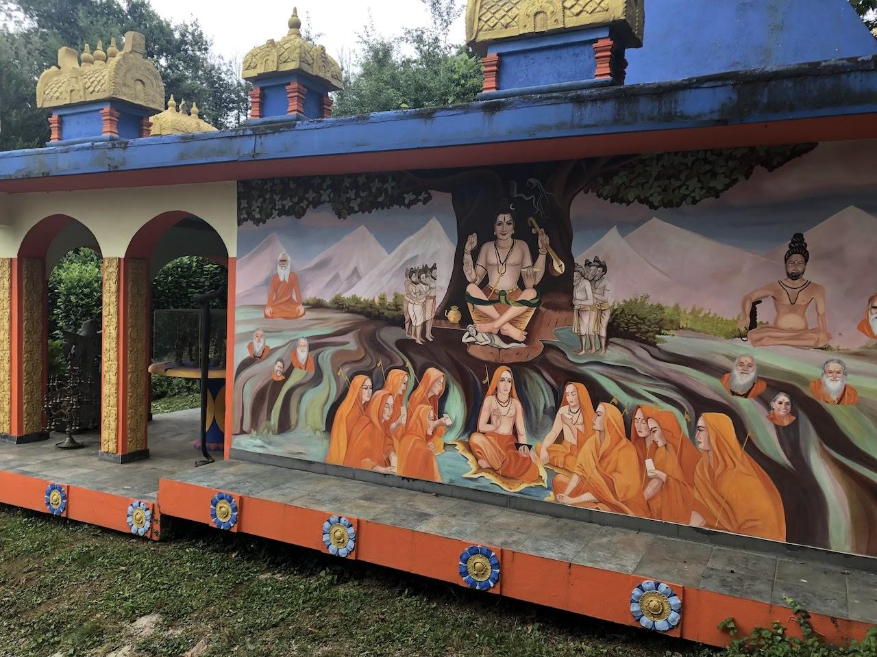 Lalitha Tiripurasundari Hindu Temple in Italy