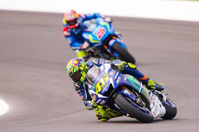 Setim dengan Rossi, Vinales Kegirangan