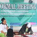 Satukan Barisan, Lakpesdam Konsolidasi Pengurus Se Pulau Lombok