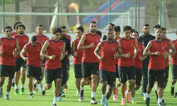 قائمة الأهلي إستعدادًا لمباراة الداخلية في كأس مصر