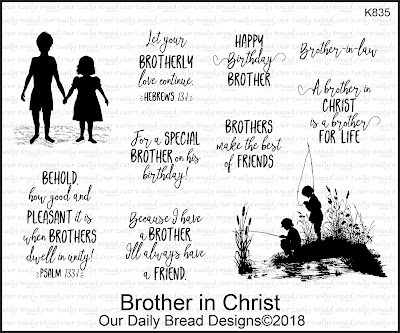 Brother in Christ