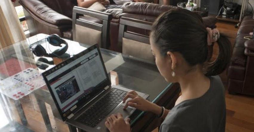 Aumenta preocupación por bienestar de los niños y adolescentes ante incremento del tiempo que pasan frente a las computadoras, según UNICEF