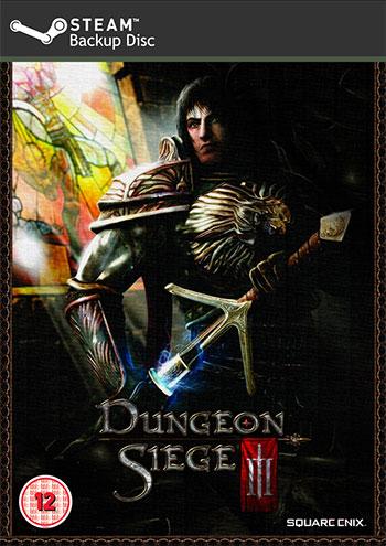 تحميل لعبة القتال Dungeon Siege III Collection  للكمبيوتر إصدار GOG و ElAmigos