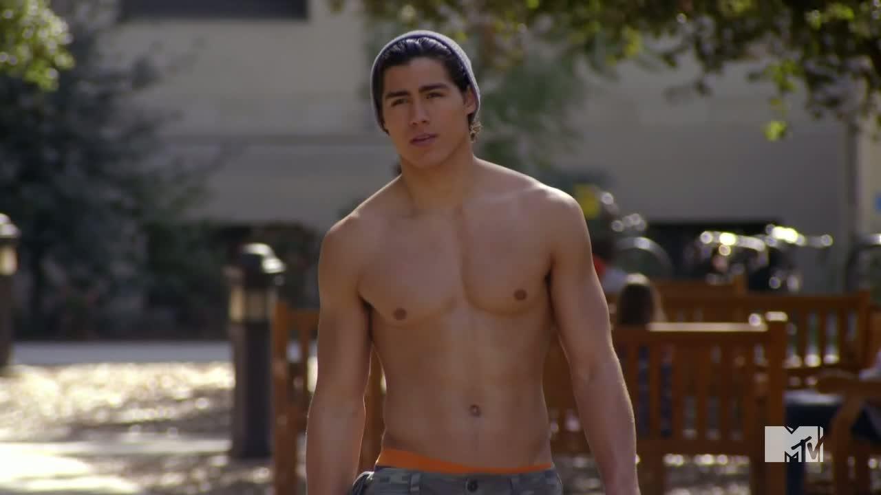 Shirtless Men On The Blog Jordan Rodrigues Shirtless