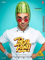 Pagalpanti First Look Poster 1