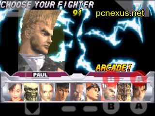 tekken 6 advance gba android
