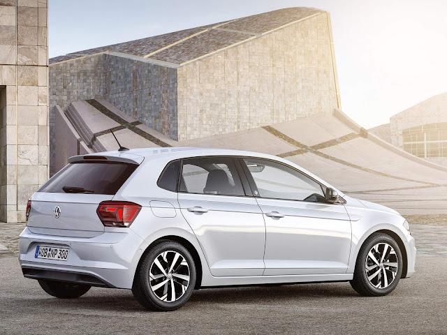Novo VW Polo 2018 1.0 TSI Automático