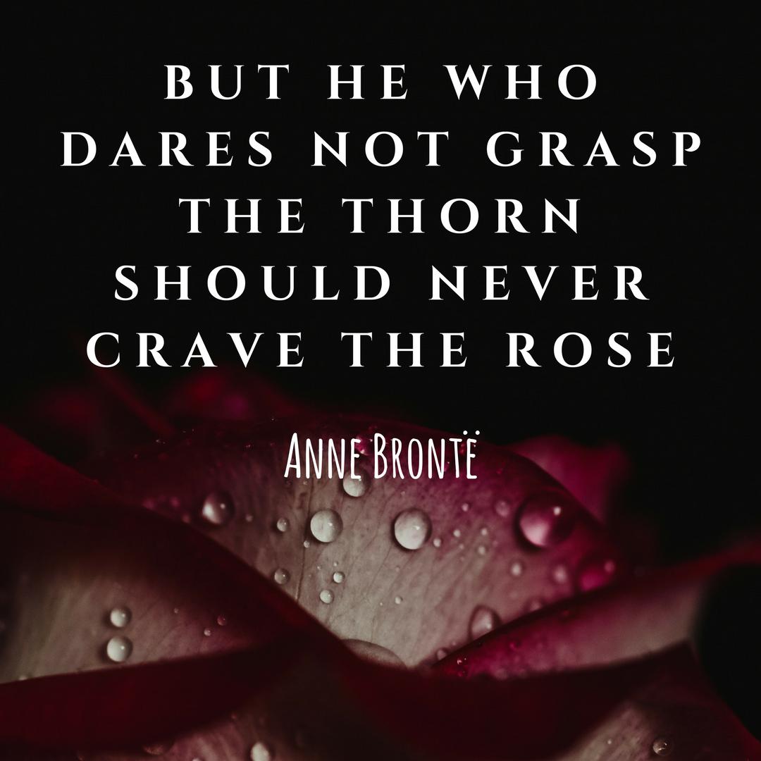 Dark Inklings Rose Symbolism
