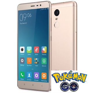 Cara Mengatasi Masalah GPS Xiaomi Redmi 3 Pro Saat Main Pokemon Go