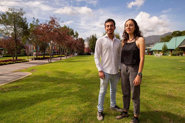 Estudiantes de la USFQ concursarán a nivel mundial con EcoTea