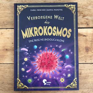 Buch Verborgene Welt des Mikrokosmos - Eine Reise ins unendlich Kleine