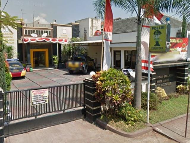 Alamat dan Nomor Telepon Polsek di Wilayah Kabupaten Bandung