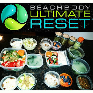 ultimate reset, beachbody ultimate reset, ultimate reset results, phase 1 ultimate reset, clean eating, cleanse, detox, recipe, farina with apples, ultimate reset recipes , ultimate reset review, ultimate reset meal prep