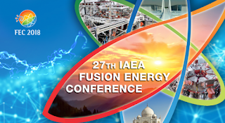 27th Fusion Energy Conference held in Gandhinagar, Gujarat ...