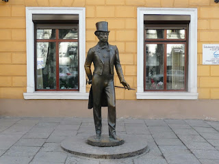 Одеса. Музей О. С. Пушкіна