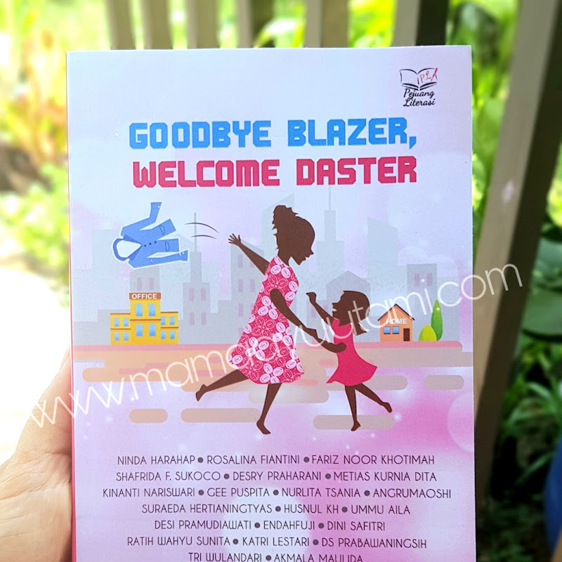 Book Review | Goodbye Blazer, Welcome Daster