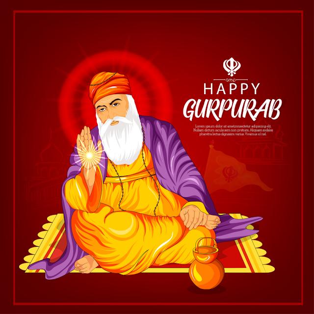 happy guru purab guru nanak jayanti