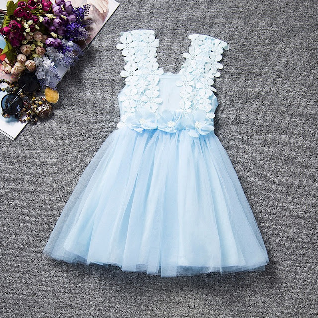 Vestido, vestido infantil, vestido de festa, vestido infantil de festa, loja infantil, comprar vestido infantil, blog materni, roupa infantil, kids, vestido azul