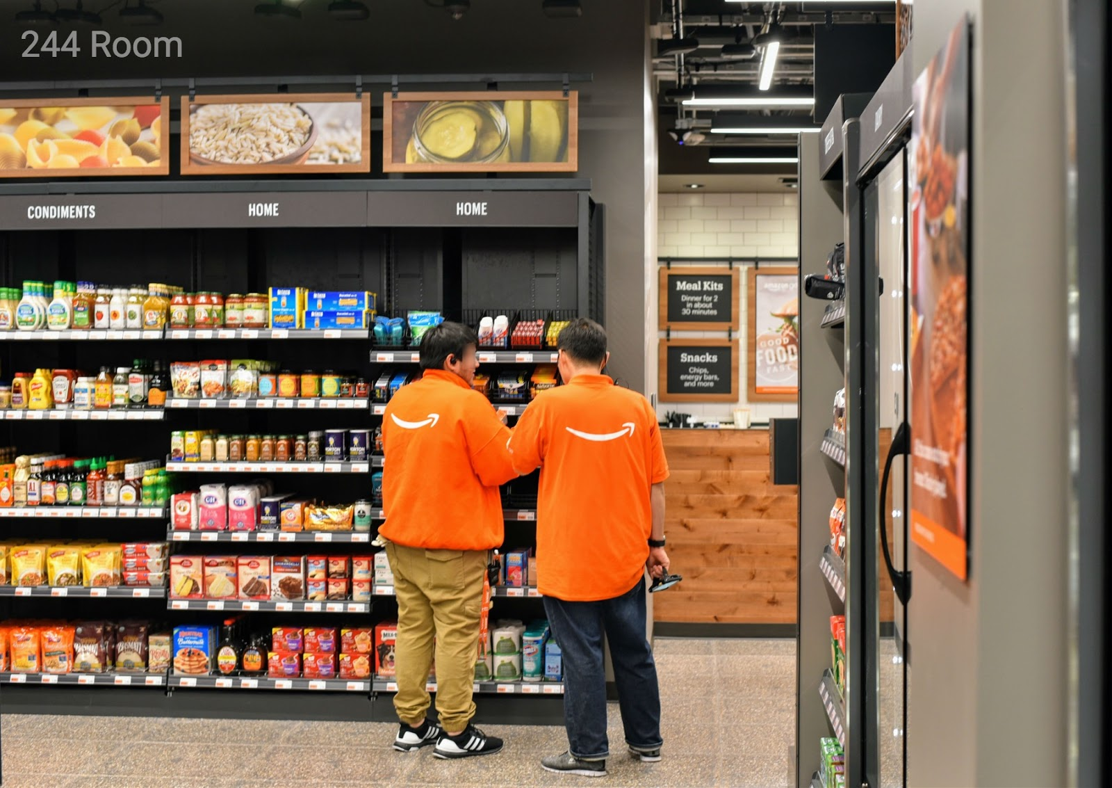 Amazon Go SF7