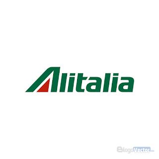 Alitalia Logo vector (.cdr)