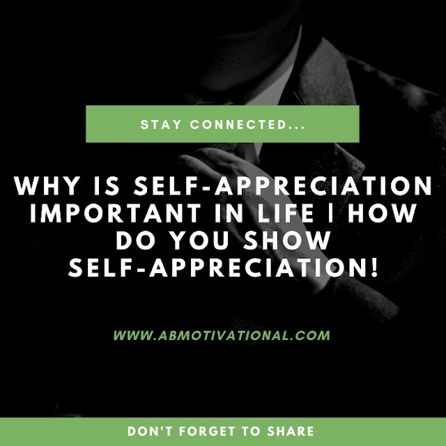 Importance-Of-Self-Appreciation-In-Life