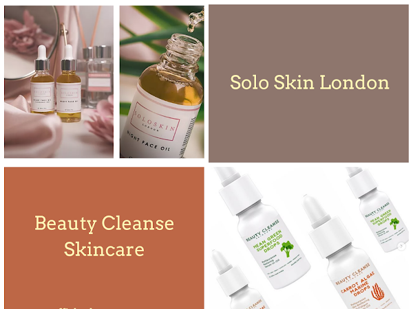 Introduction to Solo Skin London and Beauty Cleanse Skincare