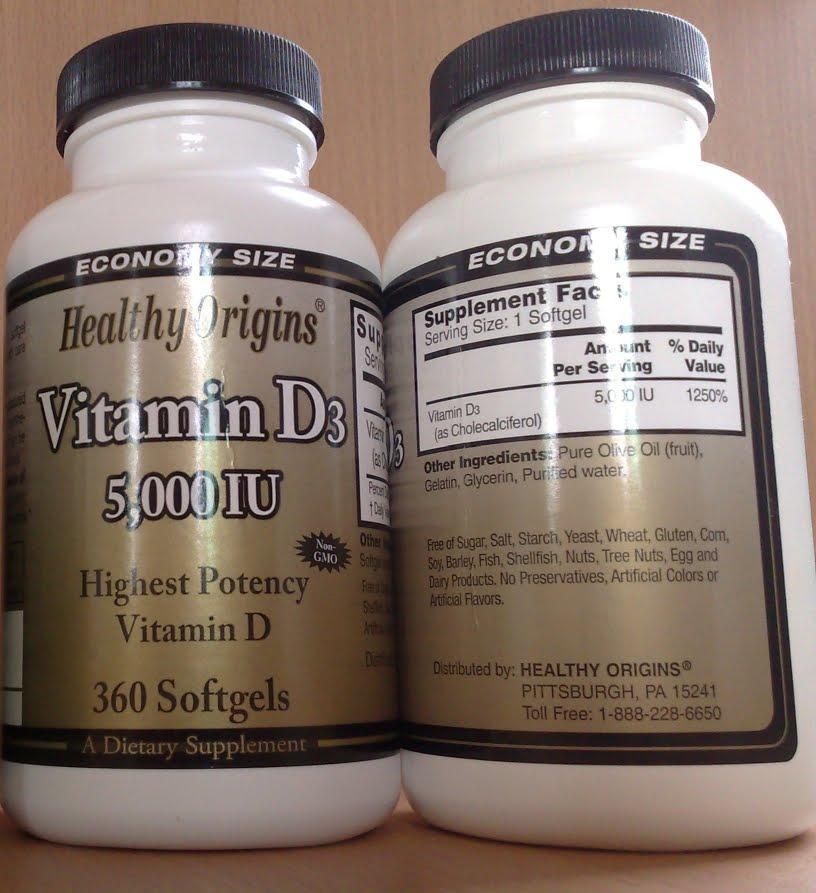 D-Vitamiini Suositus