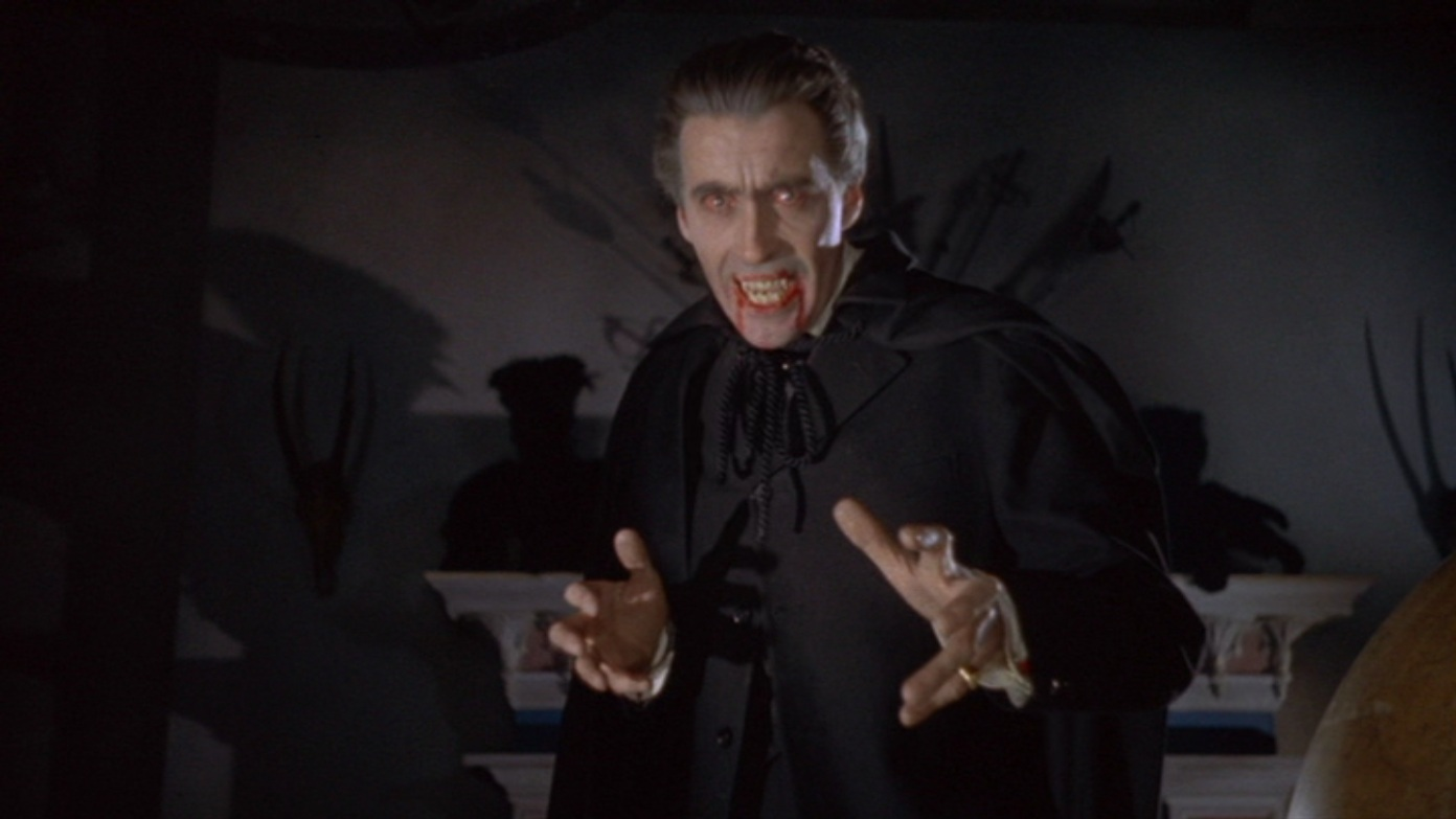 Happyotter: HORROR OF DRACULA (1958)