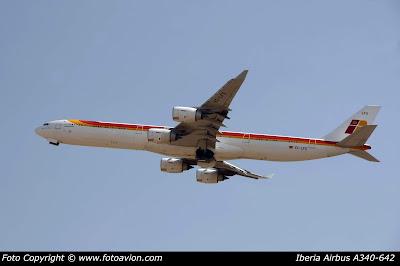 Airbus A340 Ciudad de México