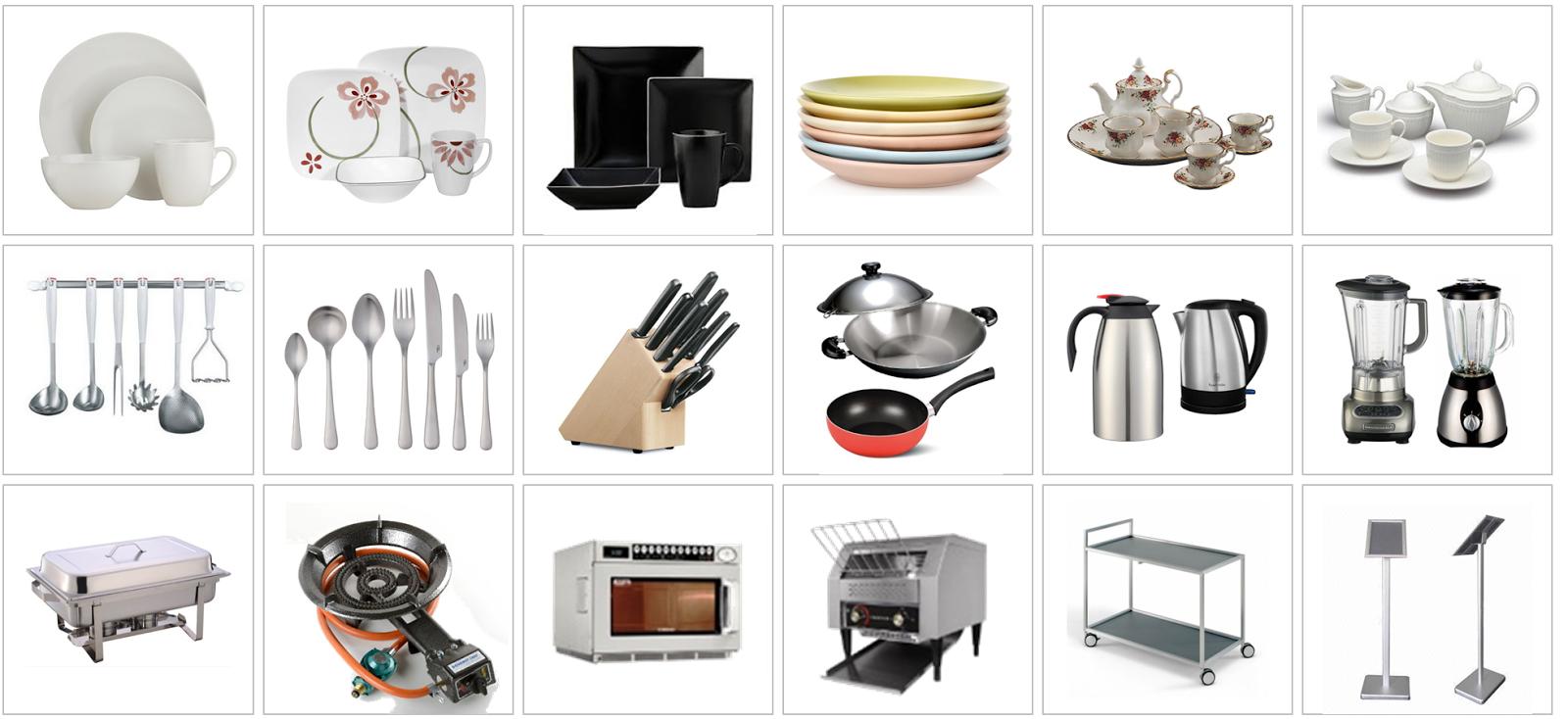 Gambar Peralatan Dapur 2