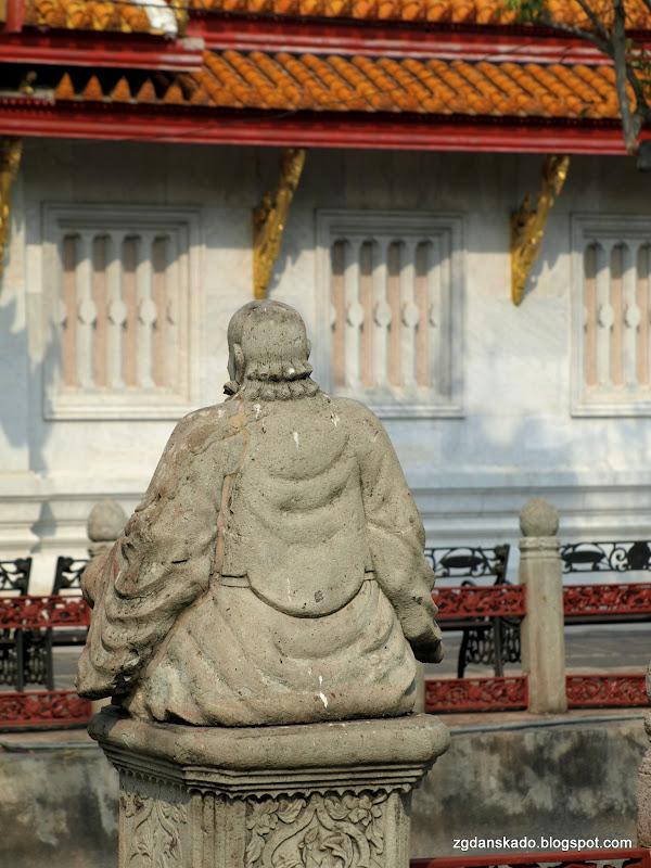 Wat Benchamabophit (Marmurowa Świątynia)